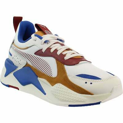 puma rsx tyakasha lace up mens sneakers shoes casual