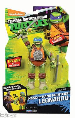 Teenage Mutant Ninja Turtles Hand-To-Hand Michelangelo Action Figure 91644
