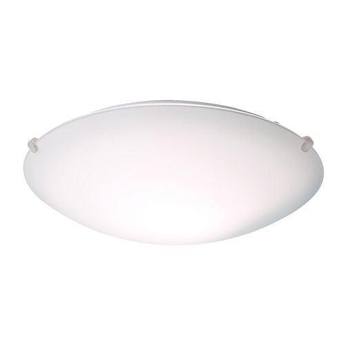 IKEA Lock Deckenleuchte weiß Deckenlampe Beleuchtung Küchenlampe ...