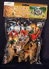 BMC 35 Saracens & Camels Crusades Bagged Playset