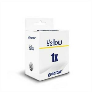 Eco Ink Yellow For Canon Imageprograf IPF-6000-S