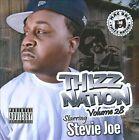 Thizz Nation, Vol. 28: Starring Stevie Joe [PA] by Stevie Joe (CD, Mar-2011, Thizz Nation)
