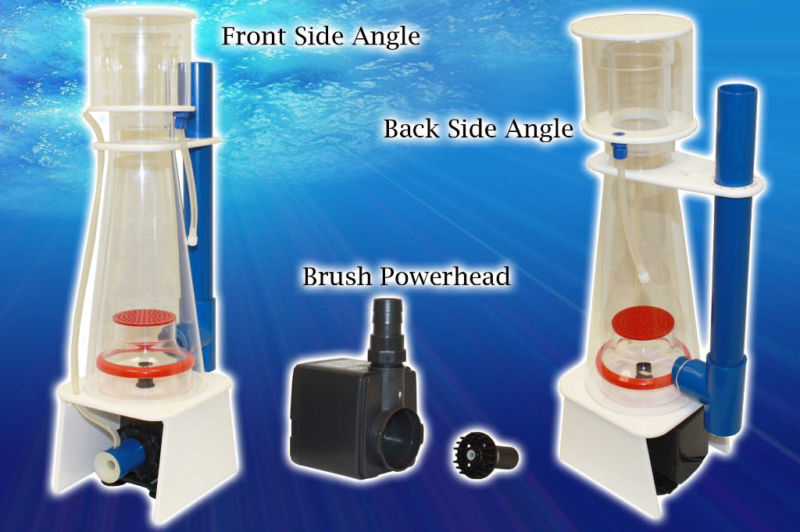 SCA-303 150 Gallon Protein Skimmer for Salt Water Free Shipping