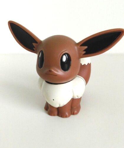 Pokemon Eevee Talking /& Moving Figure TOMY 1998 Rare