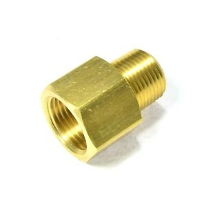Vis Brass SAE 45 Degress Flare Tube Fitting Union 1//2 x 1//2 Flare Pack of 5