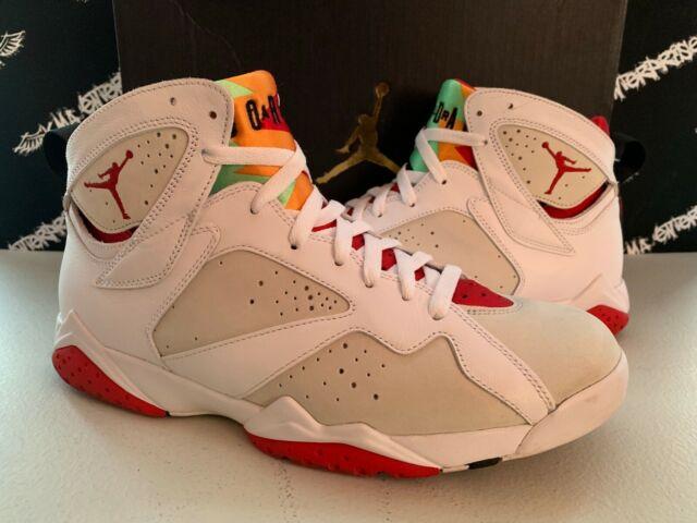 huge selection of 4a6a0 31774 Nike Air Jordan Retro 7 VII Hare Bugs Bunny Basketball Shoes 2015 Mens 10.5