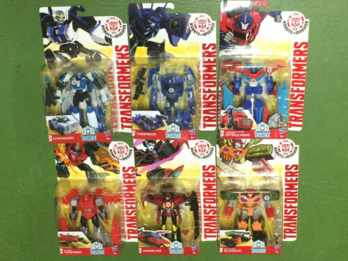 TRANSFORMERS warriors  class action figures combiner force Various available