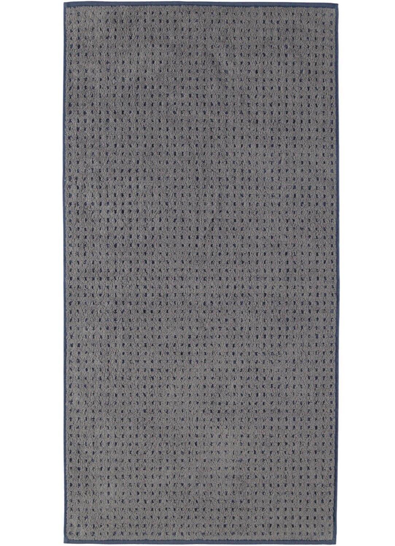 Cawö Duschtuch Sense 651   71 graphit - 80 x 150     | Ideales Geschenk für alle Gelegenheiten
