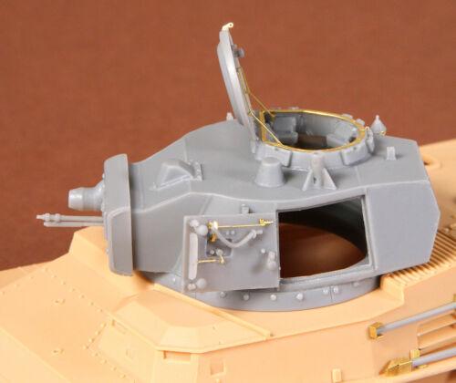 turret for Hobbyboss SBS Model 1//35 35015 Toldi I. B20