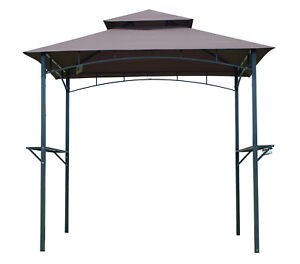 Image is loading BBQ-Canopy-Tent-Barbecue-Gazebo-Grill-Outdoor-Shelter-  sc 1 st  eBay & BBQ Canopy Tent Barbecue Gazebo Grill Outdoor Shelter Yard Sun ...