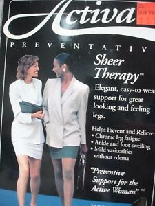 ACTIVA-H2361-SHEER-THERAPY-CLOSED-TOE-KNEE-HIGHS-15-20-MMHG-Black-Size-A