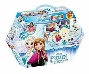 Disney-Frozen-Craze-Splash-Beads-Swarovski-Crystals-Kids-Creative-Craft-Set-Toy