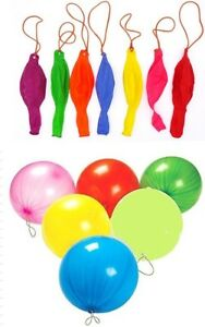 25-LARGE-PUNCH-BALLOONS-Party-Bag-Fillers-Goody-CHILDRENS-Loot-Bag-Toys-Birthday