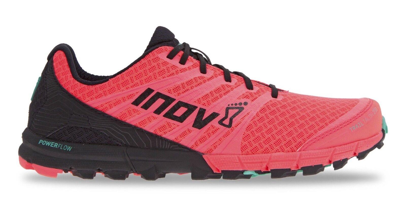 Inov8 TRAILTALON 250 femmes Running Chaussures rose/ noir