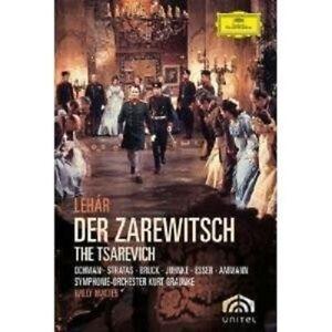 FRANZ-LEHAR-034-DER-ZAREWITSCH-GA-034-DVD-NEW