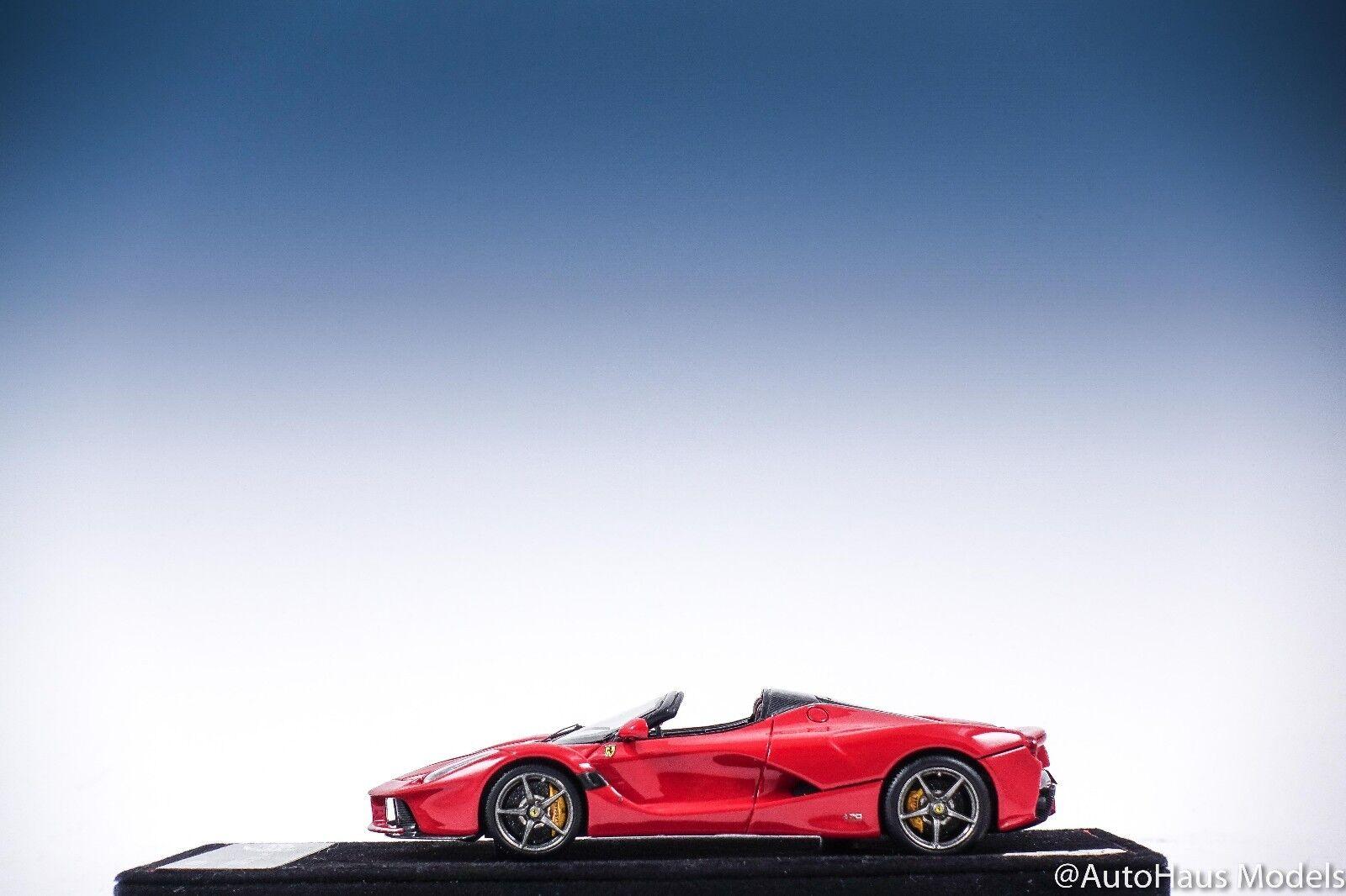 preferente 1 43 BBR Ferrari LaFerrari mesmo local rojo Corsa Corsa Corsa 039 209 Muy Raro  tienda de ventas outlet
