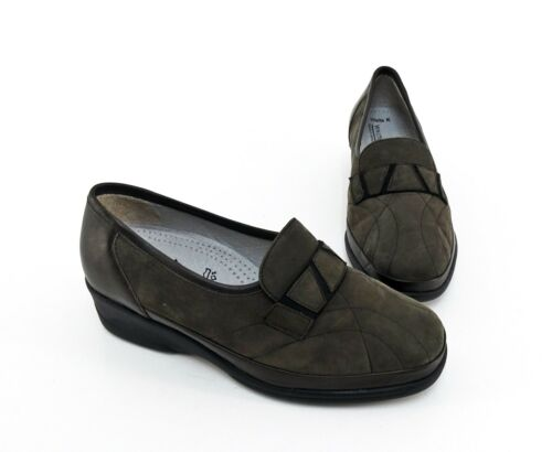 4 Ranger 5 5 Air Slipper marrone Shoes Cushion K Vera Low pelle gr 37 dz7wU47