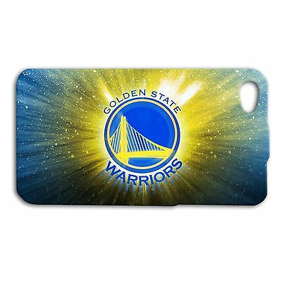 Golden State Warriors Basketball Case Cool iPhone 4 4s 5 5s 5c 6 6s iPod + Plus