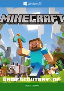 Minecraft-Windows-10-Edition-Key-Code-FR-UE