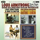Three Classic Albums Plus by Louis Armstrong (CD, Sep-2014)