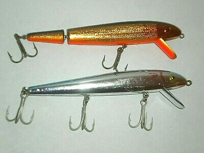 "Deep Diving//Jointed Cordell Redfin 5/"" Fishing Lures"