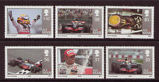 ISLE OF MAN 2009 LEWIS HAMILTON WORLD CHAMPION UNMOUNTED MINT, MNH