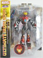 Marvel Entertainment Select Ultimate Iron Man Action Figure Toys