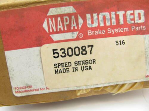 Rear Right Napa 530087 ABS Wheel Speed Sensor