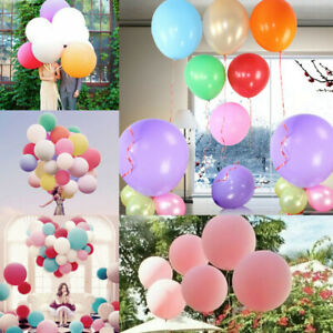 36-Inch-Big-Size-Giant-Latex-Balloons-Wedding-Birthday-Celebration-Party-Decor