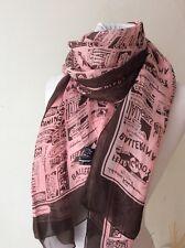 Salvatore Ferragamo, stola in seta scarf foulard