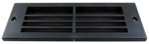 """3.96/"""" x 1.42/"""" 101mm x 36mm Rectangular Grille for Auto A//C"""