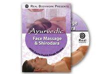 Ayurvedic Facial - Face Massage w/ Shirodhara Spa Video On DVD