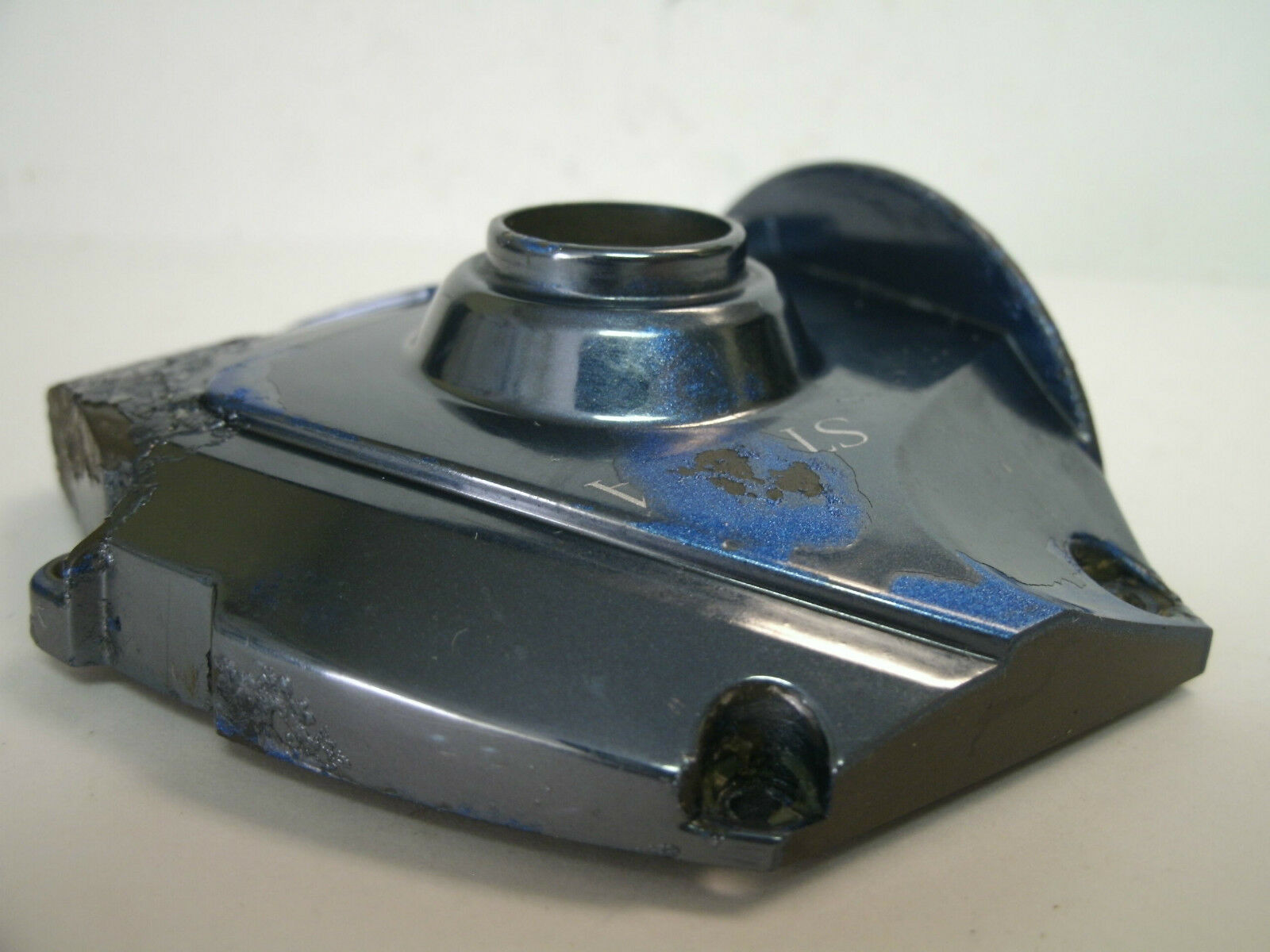 USED - SHIMANO REEL PART Stella 20000 FA Spinning Reel - USED Body Side Cover Corrosion 31b5da