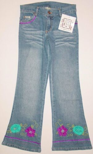 NWT Lipstik The English Roses by Madonna Girls Jeans sz 5
