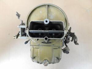 Holley-0-4412-2C-2BBL-Carb-500cfm-Mech-Choke-Sq-Bore-Flange