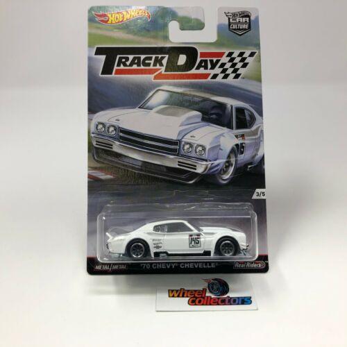 ZA1 Track Day Hot Wheels Car Culture /'70 Chevy Chevelle