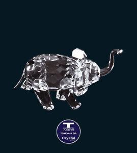 """[SPECIAL OFFER] """"Medium Elephant"""" Austrian Crystal Figurine was AU$56.00"""