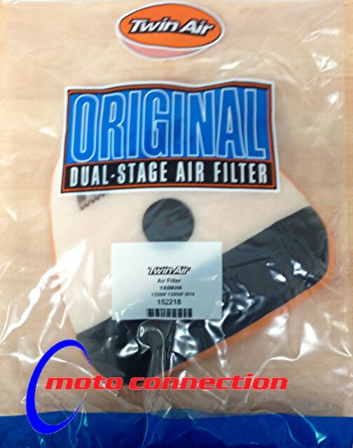 TWIN AIR FILTER YAMAHA YZF450 YZ450F 2014 2015 2016    AIR FILTER  - 152218
