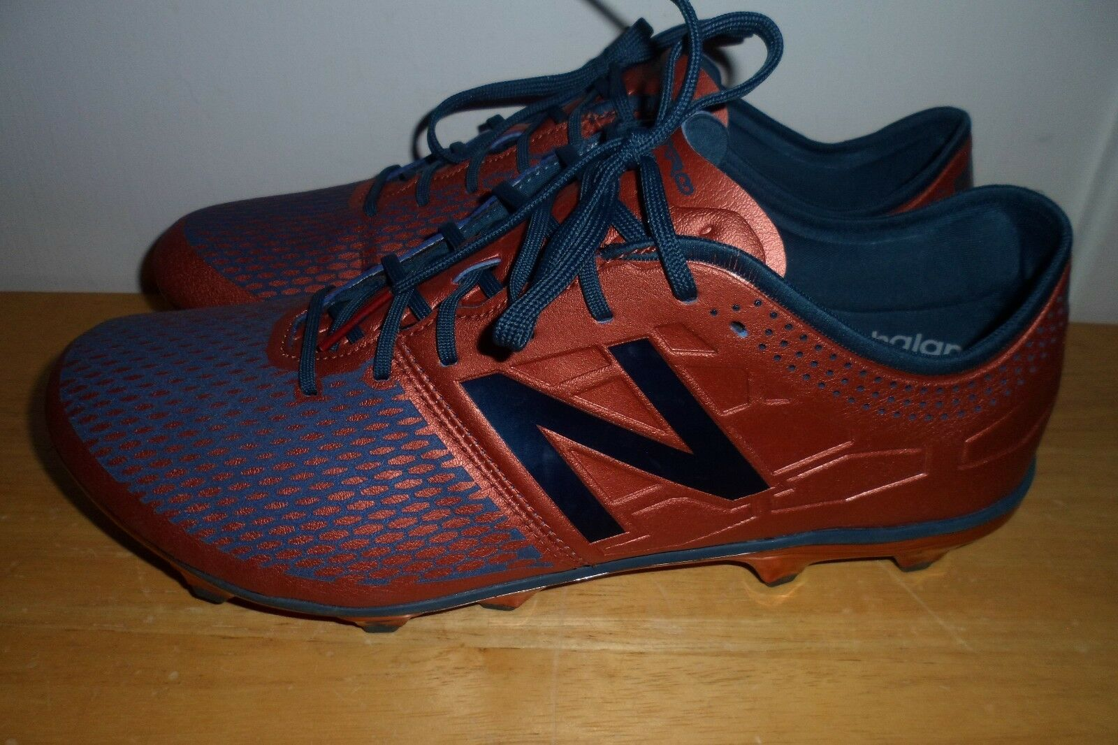 MUST SEE NWOT  224.99 New Balance Men's MSVLFCN2 Copper with North Sea 9 2E