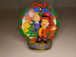 Carlton Cards Mr. Magoo's Christmas Carol Ornament Musical Lights Up