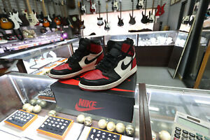 About Size High Og Bred White Ds Retro Details Toe Nike Air Black Jordan 11 555088 Red 610 5 1 4jA5RL3