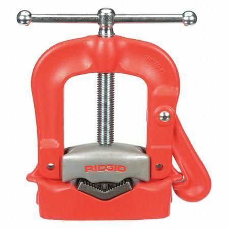 RIDGID 40100 Banc Yoke Vise 1//8 à 4 in environ 10.16 cm