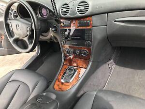 Mercedes benz 2005 clk320
