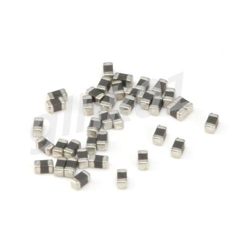 100Pcs 0805 Chip Ferrite Bead 80 Ohm ± 25/% 400 mA 100 MHz 2*1.2mm Surface Monté