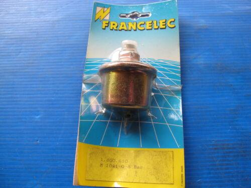 ZX BX Transmetteur de pression d/'huile Francelec pour: CX 205 Visa 305,