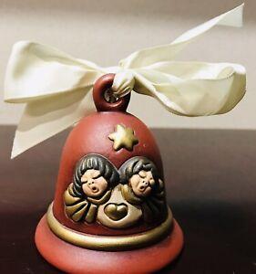 Addobbi Natalizi Thun Fuori Produzione.Campanella In Ceramica Thun Natale 2008 Da Collezione Fuori Produzione Ebay