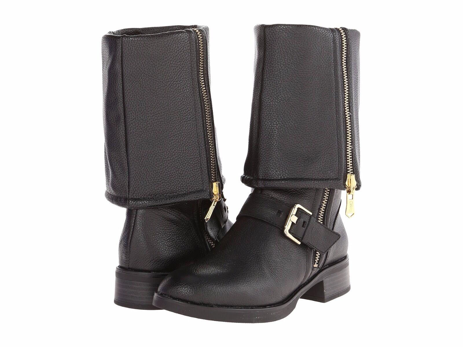 Women's Circus by Sam Edelman Randi Black Leather Size 8.5 MSRP 180$