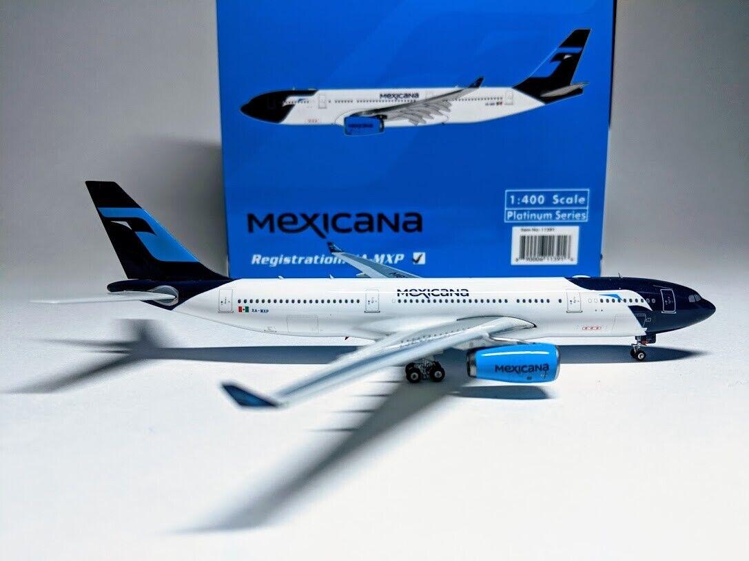 New 1 400 Phoenix Mexicana Airbus A330-200 XA-MXP