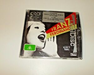 Franz-Ferdinand-You-could-have-it-so-much-better-dual-disc-CD-amp-DVD-VGC