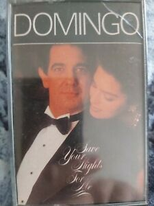 Placido Domingo(Cassette)Save Your Nights For Me-VG